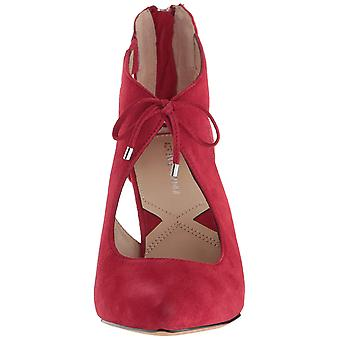 Adrienne Vittadini Femmes Nigel Suede Pointed Toe Ankle Strap Classic Escarpins