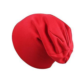 Adjustable, Soft Cotton Beanies-bonnet Cap