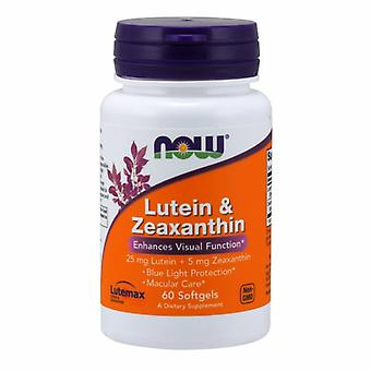 Nyt Foods Lutein & Zeaxanthin, 60 Softgels