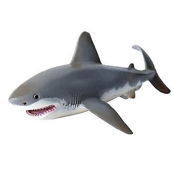 Realistic Simulation Shark Robotic Toy