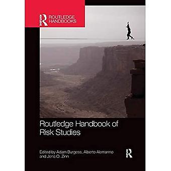 Routledge Handbook of Risk Studies