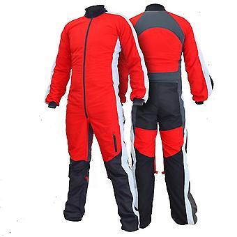 Traje de instructor multivelocidad Skydive rojo es-01