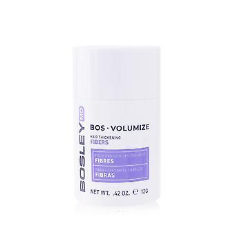 Bosley md bos volumize hair thickening fibers # medium brown 255798 12g/0.42oz
