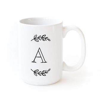Personalized Monogram Coffee Mug