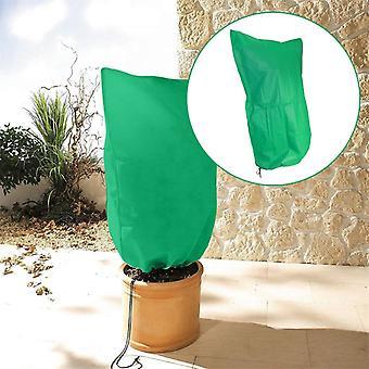 Baumstrauch, Pflanzenschutz Winter Netztasche