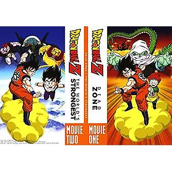 Dragon Ball Z: Dead Zone & The World's Strongest [DVD] USA import