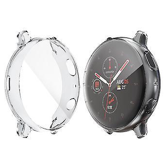 Galaxy Watch Active 2-fodral för Samsung Galaxy Watch helskärmsskydd