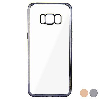 Mobile cover Galaxy S8 Contact Flex Metal/Pink