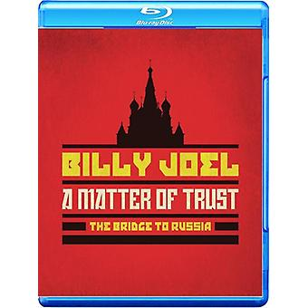 Billy Joel - Matter of Trust : The Bridge to import USA Russie-Concert [BLU-RAY]