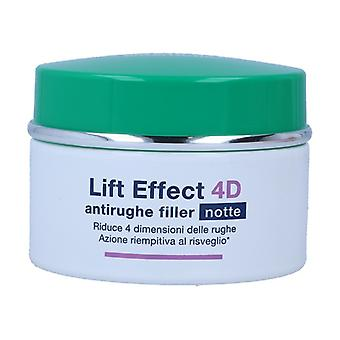 Lift Effect 4D Filler Night Cream None