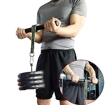 Exerciser, Wrist Exerciser And Wrist Roller, Forearm Workout Equipment, Forearm Blaster Strength Trainer And Workout Tool