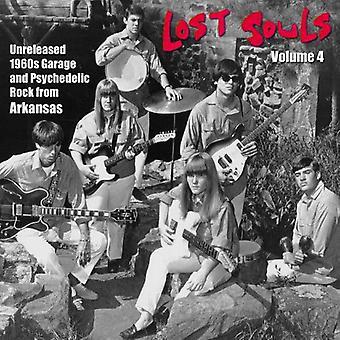 Verloren zielen, Vol. 4: Unreleased 1960s Garage & Psych - verloren zielen Vol. 4: Unreleased 1960s Garage & Psych [Vinyl] USA importeren