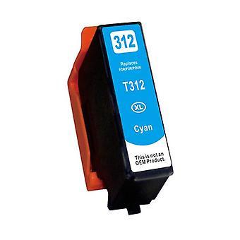 312Xl プレミアムシアン互換インクジェットカートリッジ