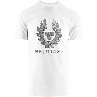 Belstaff White Coteland 2.0 T-paita