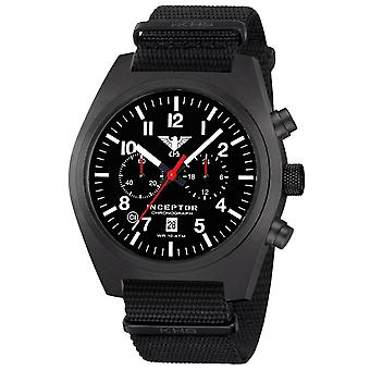 Mens Watch Khs KHS.INCBSC.NB, Quartz, 46mm, 10ATM