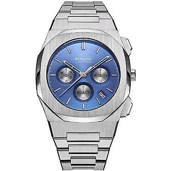 Reloj para hombre D1 Milano CHBJ02, cuarzo, 42 mm, 5ATM