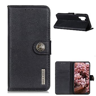 KHAZNEH Samsung Galaxy A32 Plånboksfodral - Svart