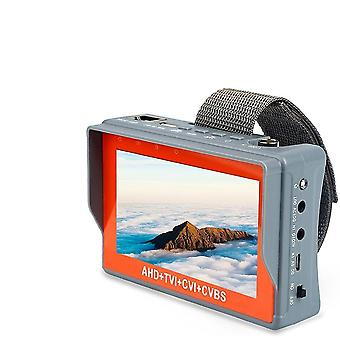 Cctv Test Monitor Kamera Ahd Tvi Cvi Analog