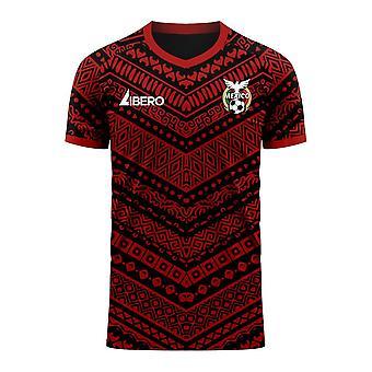 Mexico 2020-2021 Third Concept Football Kit (Libero) - Adult Long Sleeve