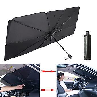 Auton aurinkovarjo sateenvarjo Uv tuulilasin kansi