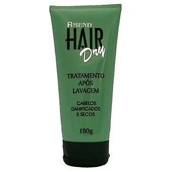Amend Smoothness And Shine After Washing Cosmetic Treatment Hair Dry Amend - 180g