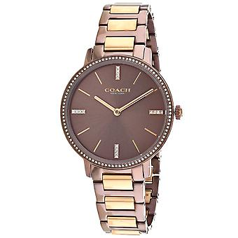 Coach Women's Audry White Dial Watch - 14503502