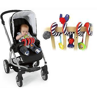 Baby Crib Spiral Toys,stroller Car Seat Toys