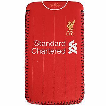 Funda de teléfono De Melena del Liverpool FC