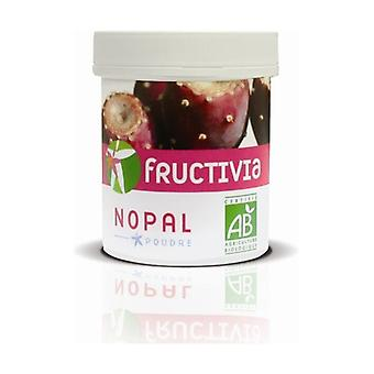 Nopal powder 100 g of powder