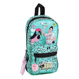 Backpack pencil case bia (33 pieces)