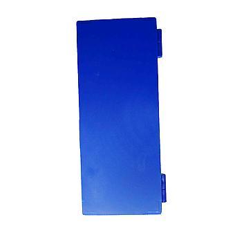 50-Place Mikroskop Glas Slide Box (blau) blau