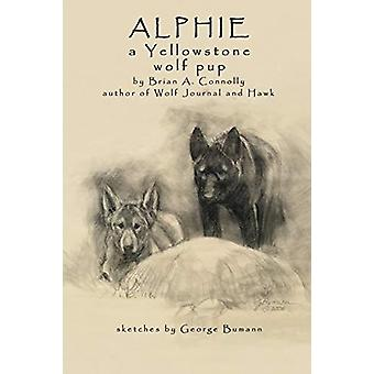 Alphie - a Yellowstone Wolf Pup by Brian A Connolly - 9781621372004 B