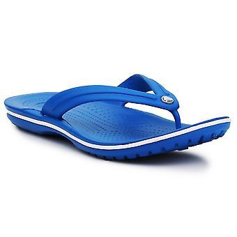 Crocs Crocband Flip 110334KG universal ympäri vuoden unisex kengät