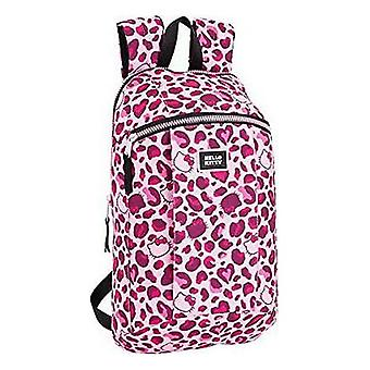 Casual Backpack Hello Kitty Pink