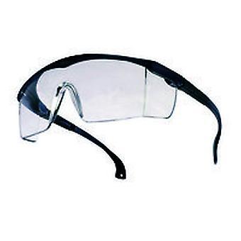 Bolle Bl13Ci silmälasit sininen nailon runko, kääntyvä selkeä naarmunkestävät linssi