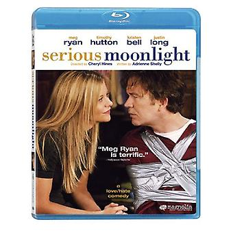 Allvarlig Moonlight [BLU-RAY] USA import