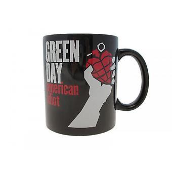 Green Day - American Idiot Boxed Mini Mug