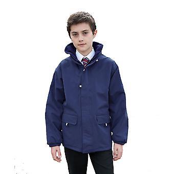 Outdoor Look Kids chaqueta forrada de vellón resistente