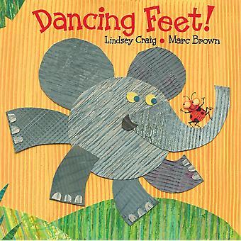 Dancing Feet av Lindsey Craig