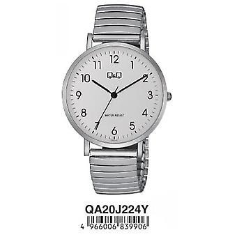 Q&q fashion watch qa20j224y