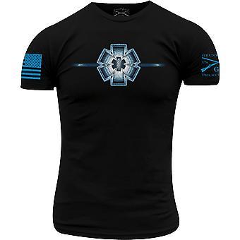 Grunt Style Iron Medic T-paita - Musta