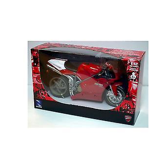 Ducati 998S plast modellen motorsykkel
