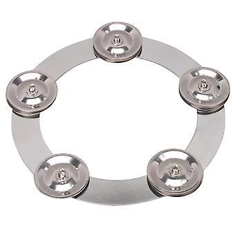 Для стальной перкуссии Ching Ring Jingle Effect для тарелок Chrom 6 дюймов WS2548