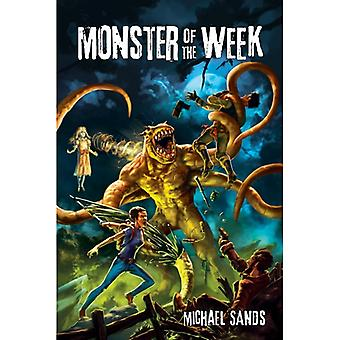 Monster of the Week Board Game
