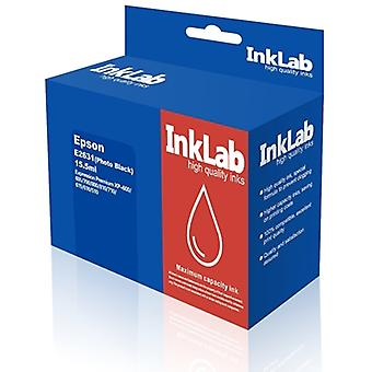 InkLab 2631 Epson Compatible Photo Black Replacement Ink