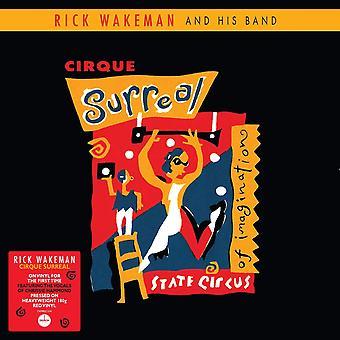 Rick Wakeman - Cirque Surrealistisk Vinyl