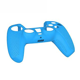 Controller Skins Cover Case Silicone For Ps5 With Thumb Grip Caps