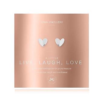 Joma smykker lidt levende kærlighed grine øreringe 4726