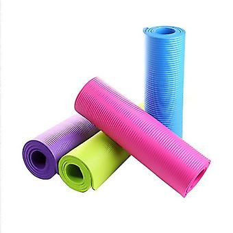 Yoga mat for home exercise