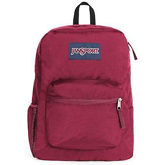 Jansport Cross Town Backpack - Rosset Red